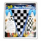 Checkered Flag 25' Party Flag Pennant BSI Products -015889170812