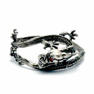Dragon Bracelet - Single Wrap