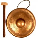Gong with Dragon and Eight Auspicious Symbols