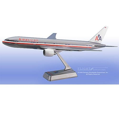 Flight Miniatures - American 777-200 (1:200)