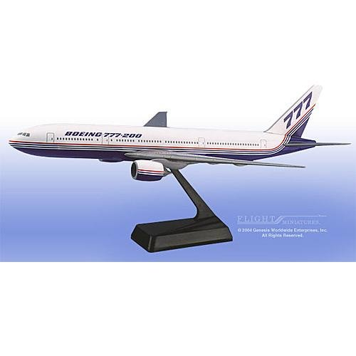 Flight Miniatures - Boeing 777-200 House Colors (1:200)