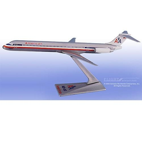 Flight Miniatures - American MD-80 (1:200)