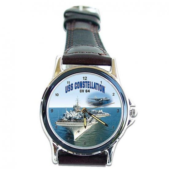 USS Constellation CV 64 Watch