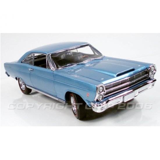 1967 Fairlane 427 Brittany Blue by GMP