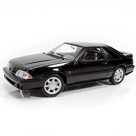 1993 Black Mustang Cobra 1/18 Diecast Car Limited Edition By GMP