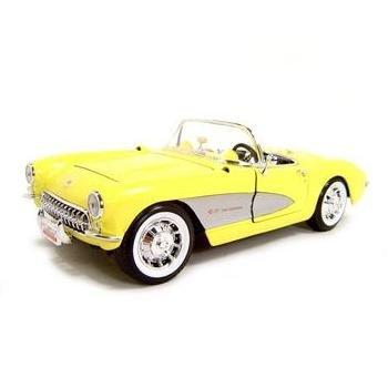 Road Signature 1957 Chevrolet Corvette 1/18 Scale Diecast Model