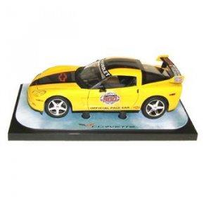 2005 Daytona 500 Yellow/Black Coupe Corvette 1/24 Pace Car Pace Car Garage Series