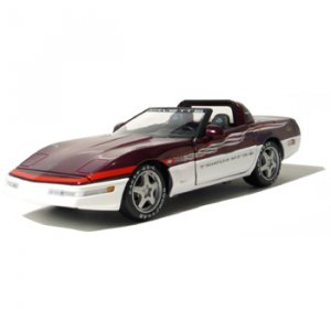 1995 Corvette Convertible Indy 500 1/24 Pace Car By GreenLight Collectibles