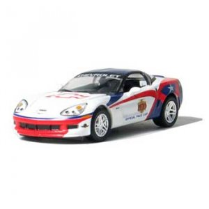2006 Corvette Z06 Indy 500 1/64 Pace Car GreenLight 2006