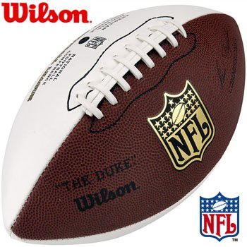 Wilson NFL Autograph Game Ball