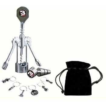 #3 RCR Wine Set with Charms by MotorHead