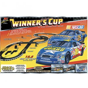 Nascar winners cup electric slot car racing set life like products nascar winners cup electric slot car racing set life like products 433 9008 aloadofball Images