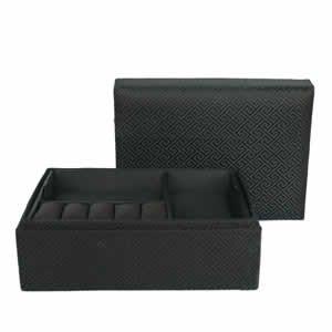Clark Jewelry Box - Black