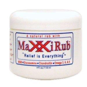 Emu Essence Naturals� MaXXiRub� 4oz (~120 mg)