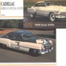 1949 1950 50 CADILLAC SERIES 61 SPECIAL COUPE DEVILLE