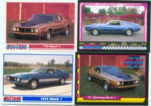 1973 73 FORD MUSTANG MACH 1 COLLECTIBLE COLLECTOR