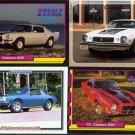 1970 1971 1973 73 1974 74 CHEVY CHEVROLET CAMARO Z28