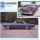 1964 64 OLDS OLDSMOBILE CUTLASS 442 COLLECTOR