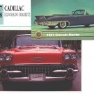 1957 57 CADILLAC ELDORADO BIARRITZ CONVERTIBLE