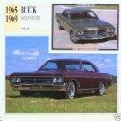 1966 66 1967 67 BUICK GS GRAN SPORT COLLECTOR