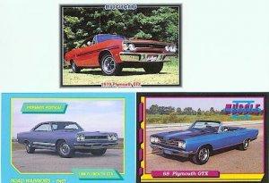 1968 68 1969 69 1970 70 PLYMOUTH GTX MOPAR COLLECTOR