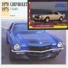 1970 70 1971 71 1972 72 1973 CHEVROLET CHEVY CAMARO Z28