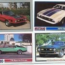 1972 72 FORD MUSTANG MACH 1 COUPE SPRINT COLLECTIBLE COLLECTOR FORDS MUSTANGS