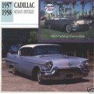 1957 57 CADILLAC SEDAN DEVILLE COLLECTOR COLLECTIBLE
