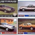1979 79 FORD MUSTANG INDY PACE COBRA COLLECTIBLE FORDS