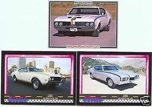 1968 68 1969 69 HURST OLDS OLDSMOBILE 442 COLLECTIBLE
