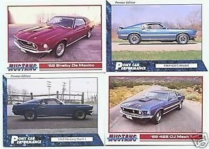 1969 69 MUSTANG MACH 1 428 CJ COBRA SHELBY COLLECTOR