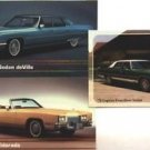 1971 CADILLAC SEDAN DEVILLE 71 ELDORADO COLLECTOR COLLECTIBLE