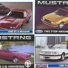 1982 82 1983 83 FORD MUSTANG 5.0 GT COLLECTIBLE FORDS