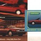 1993 93 CADILLAC ALLANTE INDY 500 PACE COLLECTOR COLLECTIBLE