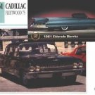 1961 61 CADILLAC FLEETWOOD 75 ELDORADO BIARRITZ COLLECTIBLE COLLECTOR