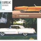 1954 54 CADILLAC ELDORADO COLLECTOR COLLECTIBLE COLLECTOR