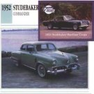 1952 52 STUDEBAKER COMMANDER COLLECTOR COLLECTIBLE