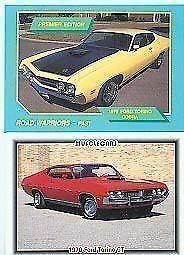 1970 70 FORD TORINO GT COBRA COLLECTIBLE COLLECTOR FORDS