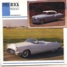 1953 53 BUICK WILDCAT I SHOWCAR CONVERTIBLE COLLECTOR COLLECTIBLE