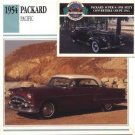 1954 54 PACKARD PACIFIC HARDTOP COUPE COLLECTOR COLLECTIBLE