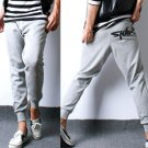 2504100009 Mens sporty middle pants