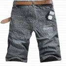2504100018 Mens denim short pants