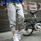2504100021 Mens sporty middle pants