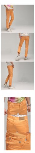 2504100026 Mens casual middle pants