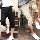 2504100031 Mens casual middle pants
