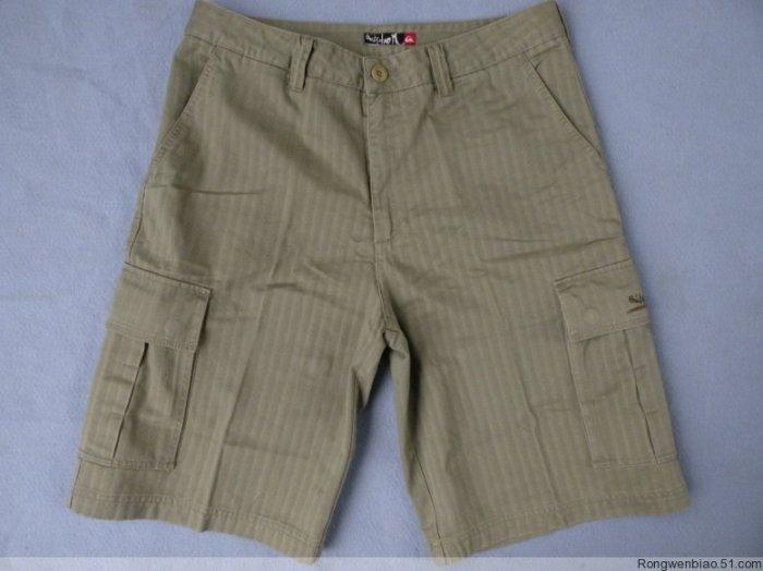 2504100036 Mens casual short pants