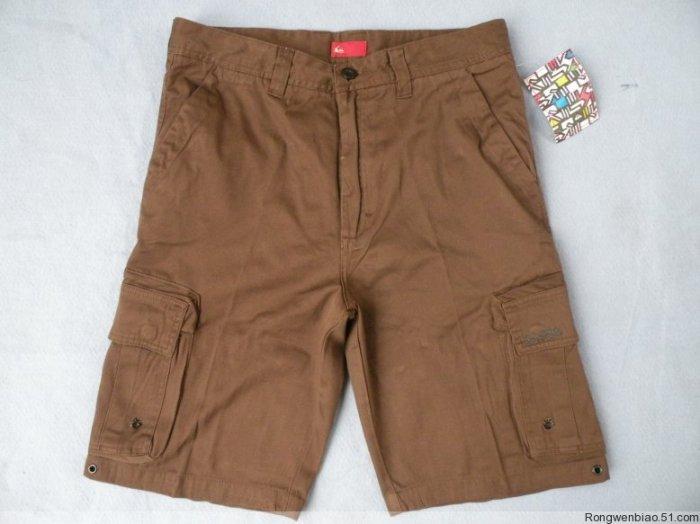 2504100038 Mens casual short pants