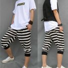 2504100040 Mens casual middle pants