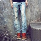 2604100010 Mens heavy wash jeans