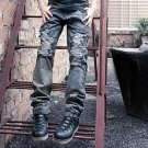 2604100012 Mens heavy wash jeans